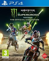 Milestone Monster Energy Supercross