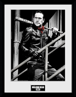 The Walking Dead Negan - Stairs
