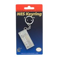 Paladone Products Nintendo 3D Metal Keychain NES Controller 6 cm