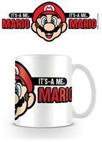 Pyramid International Super Mario Mug Its A Me Mario