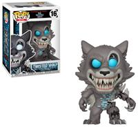 Funko Five Nights at Freddy's The Twisted Ones POP! Books Vinyl Figure Twisted Wolf 9 cm