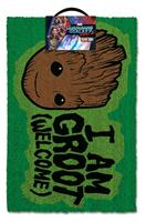 Pyramid International Guardians of the Galaxy Vol. 2 Doormat I AM GROOT - Welcome 40 x 57 cm