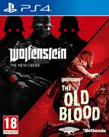 Bethesda Wolfenstein The New Order & The Old Blood Double Pack