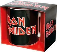 KKL Iron Maiden Mug Logo