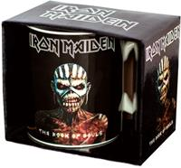 KKL Iron Maiden Mug The Book of Souls
