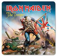 KKL Iron Maiden Coaster Pack The Trooper (6)