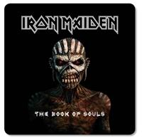 KKL Iron Maiden Coaster Pack The Book of Souls (6)
