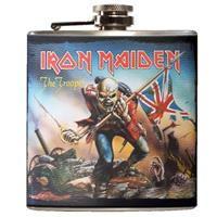 KKL Iron Maiden Flask The Trooper