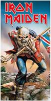 Iron Maiden Towel Trooper 150 x 75 cm