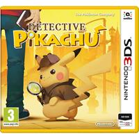 Nintendo Detective Pikachu