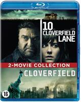 Paramount 10 Cloverfield lane/Cloverfield (Blu-ray)