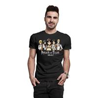 Other Attack on Titan T-Shirt Group Shot Size S