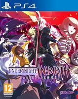 Pqube Under Night In-Birth Exe: Late