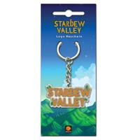Gaya Entertainment Stardew Valley Keychain Logo