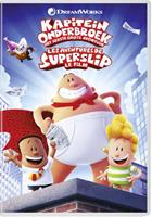 Captain underpants - The first epic movie (DVD)