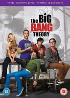 Warner Bros The Big Bang Theory The Complete Third Season (UK)