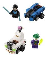 LEGO DC Comics Super Heroes Mighty Micros: Nightwing vs. The Joker - 76093