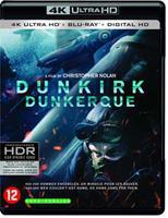 Dunkirk 4K Ultra HD Blu-ray
