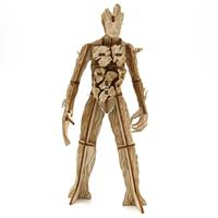 Other Guardians of the Galaxy IncrediBuilds 3D Wood Model Kit Groot