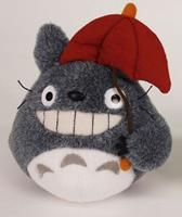 Sun Arrow My Neighbor Totoro Plush Figure Totoro Red Umbrella 15 cm