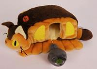 Sun Arrow My Neighbor Totoro Plush Figure Catbus House 24 cm