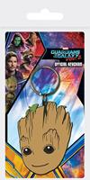 Pyramid International Guardians of the Galaxy Vol. 2 Rubber Keychain Baby Groot 6 cm