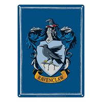 Half Moon Bay Harry Potter Tin Sign Ravenclaw 21 x 15 cm