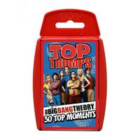 Winning Moves Top Trumps, The Big Bang Theory (Spiel)