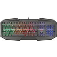 Trust GXT830RW Avonn Gaming Keyboard (Black)