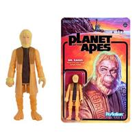 Super7 Planet of the Apes ReAction Action Figure Dr. Zaius 10 cm