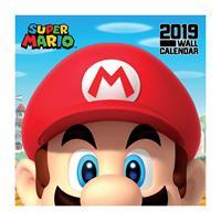 Pyramid International Super Mario Calendar 2019