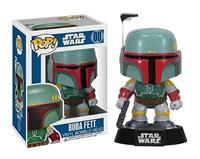 Funko Star Wars POP! Vinyl Bobble-Head Boba Fett 10 cm
