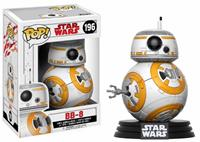 Funko Star Wars Episode VIII POP! Vinyl Bobble-Head BB-8 9 cm