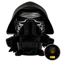 ClicTime Star Wars BulbBotz Alarm Clock with Light Kylo Ren 14 cm