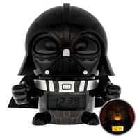 ClicTime Star Wars BulbBotz Alarm Clock with Light Darth Vader 14 cm