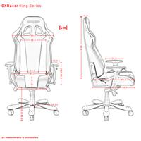 DXRacer DX Racer King Gaming Chair gamestoel