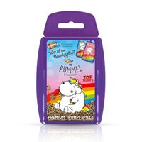 Winning Moves Chubby Unicorn Card Game Top Trumps *German Version*