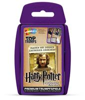 Winning Moves Harry Potter and the Prisoner of Azkaban Top Trumps *German Version*