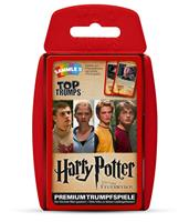 Winning Moves Harry Potter and the Goblet of Fire Top Trumps *German Version*