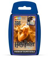 Winning Moves Harry Potter and the Half-Blood Prince Top Trumps *German Version*