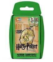 Winning Moves Harry Potter and the Deathly Hallows Part 1 Top Trumps *German Version*