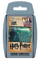 Winning Moves Harry Potter and the Deathly Hallows Part 2 Top Trumps *German Version*