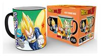 GYE warmtemok Dragon Ball Z Saiyans zwart 300 ml