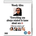 Everything You Always Wanted to Know About Sex* But Were Afraid to Ask Blu-Ray