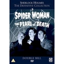 Sherlock Holmes - The Spider Woman / The Pearl Of Death DVD