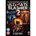 Xseed Games Ultimate Slasher Box Set II DVD