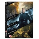 Legion  Priest  Gabriel Triple Pack DVD