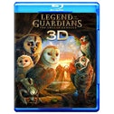 Warner Bros Legend of Guardians - Owls of Ga'hoole (2010) Blu-ray 3D & Blu-Ray