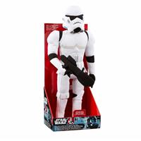 Underground Toys Star Wars Mega Poseable Talking Plush Figure Stormtrooper 61 cm *English Version*