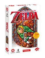 Winning Moves The Legend of Zelda Jigsaw Puzzle Link Adventurer